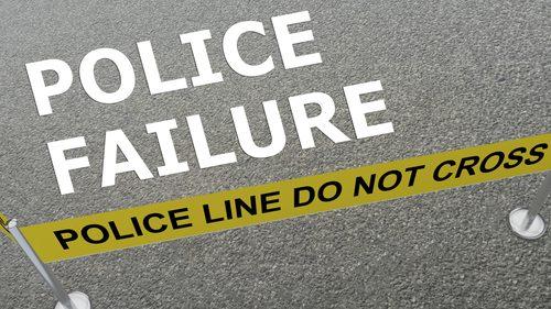 Police failure