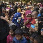 Rohingya Muslims Face Humanitarian Crisis