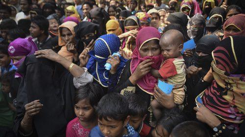 Rohingyain Balgladesh