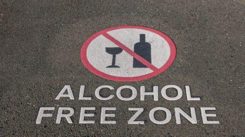 Alcohol Free Zones