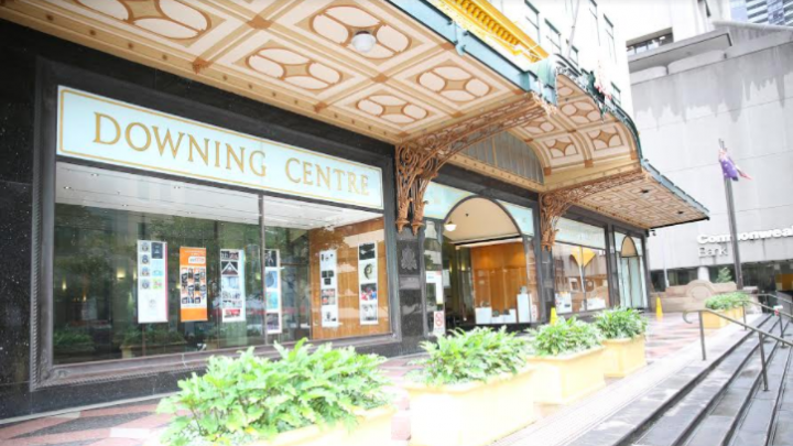 Downing Centre in NSW