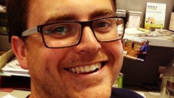 Digital Rights Watch's Tim Singleton Norton