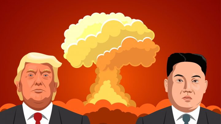 Trump and Jongun