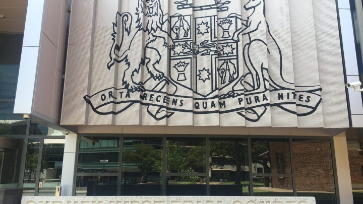 Parramatta District Court
