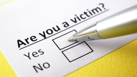Are you a victim questionnaire