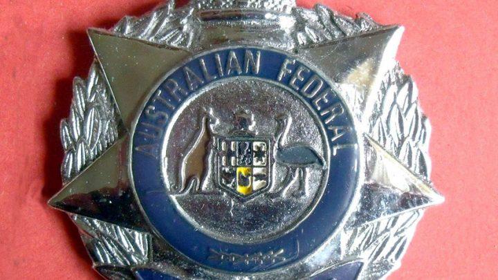 Australian Federal Police badge