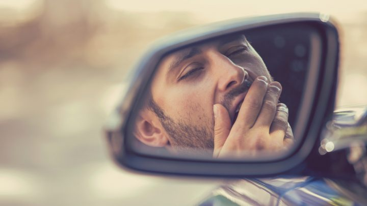 Fatigue and driving