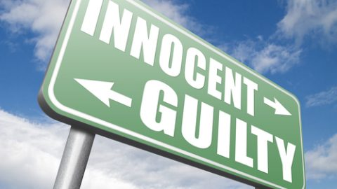 Innocent or guilty