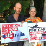 Protesting Pine Gap: An Interview with Peace Pilgrim Margaret Pestorius