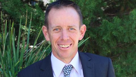 MP Shane Rattenbury