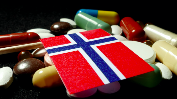 Norway decriminalisation of drugs