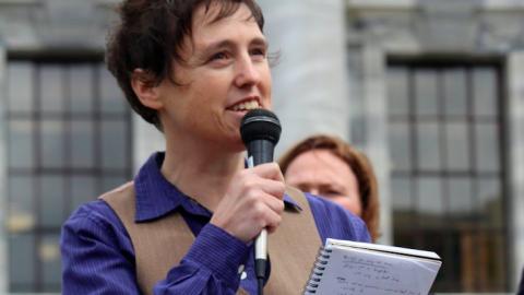 Advocate Rebecca Reider