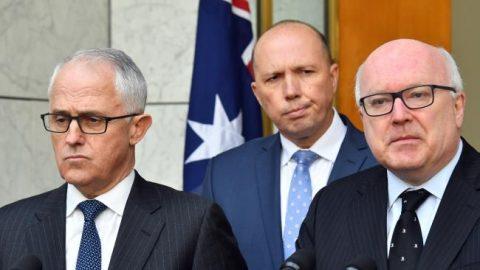 Australian Federal Government members