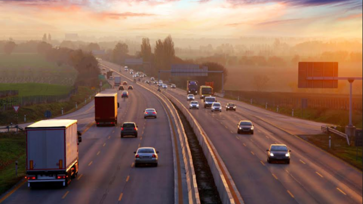 Highway roads