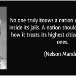 The Mandela Rules: Minimum Prison Standards Must Be Implemented
