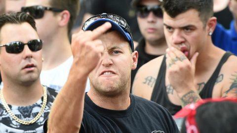 Patriots a violent gang