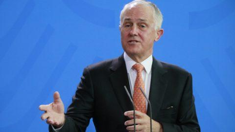 Prime Minister Turnbull