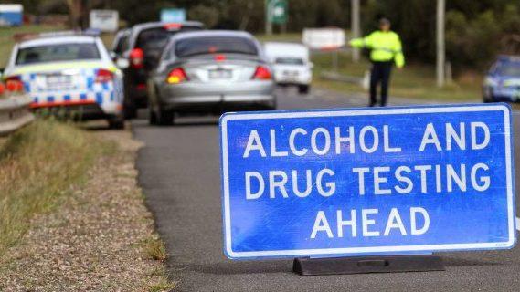 Roadside drug testing
