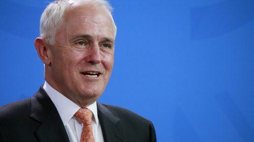 Turnbull in 2018