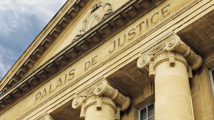 France court
