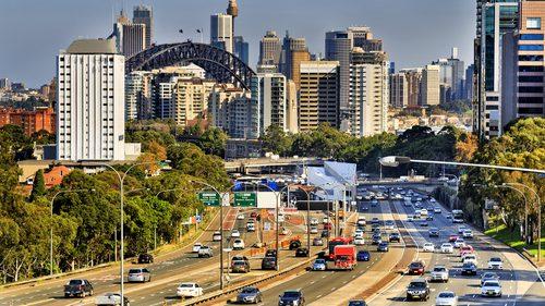 Sydney roads