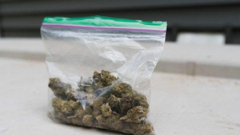 Cannabis bag