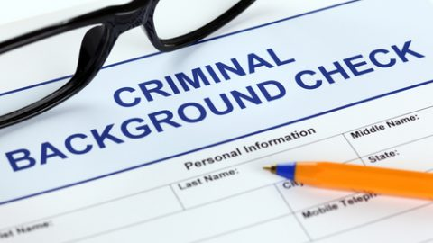 What Information Comes Up in a Criminal Record Check?