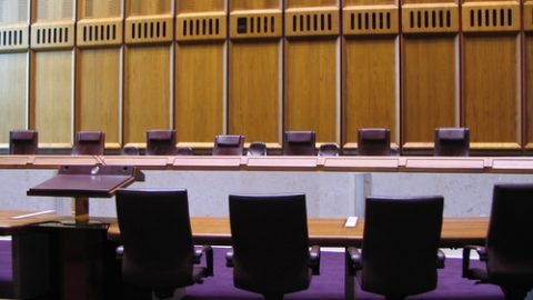 High Court Courtroom