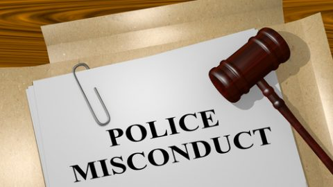 Police misconduct file
