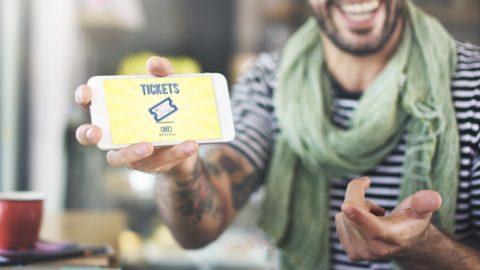 Ticket seller