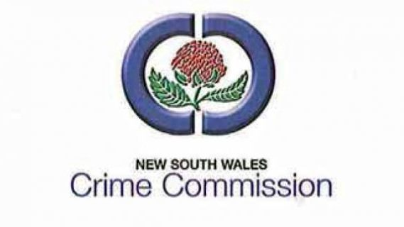 Crime commission NSW
