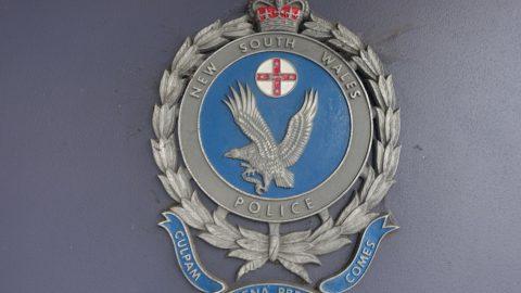 NSW police symbol