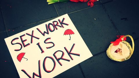 Sex work poster