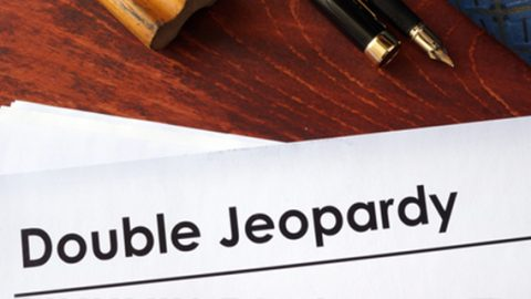 Double Jeopardy laws