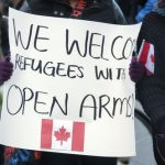 Canada Accepts First Australian Refugee