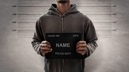 Wanted criminal