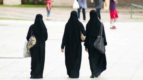 Women burqas