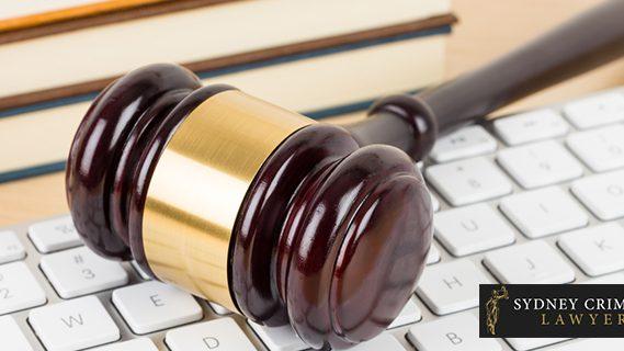 Criminal law article