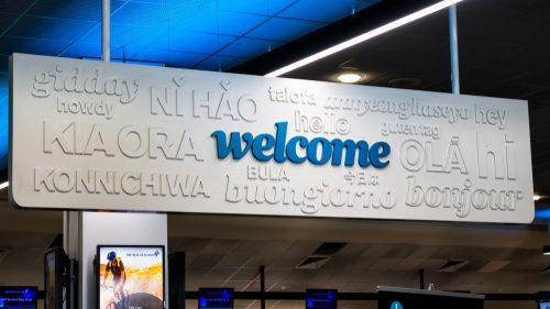 NZ Airport