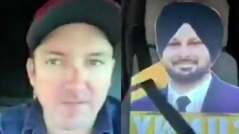 Racist truck video