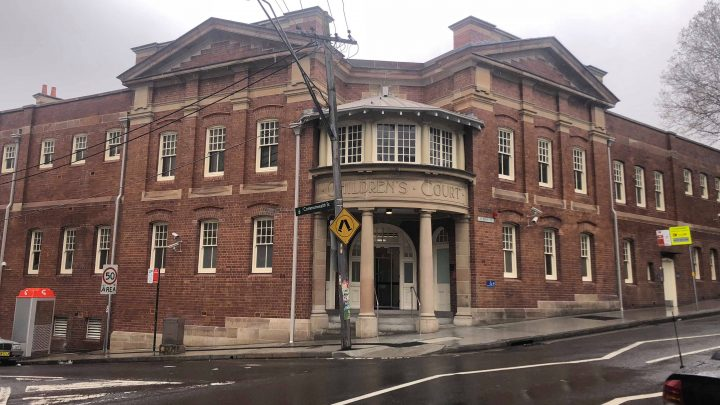 Surry Hills Children's Courthouse