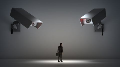CCTV as Big Brother