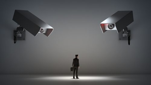 CCTV as Big Brother