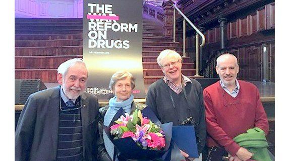 Drug Law Reform members