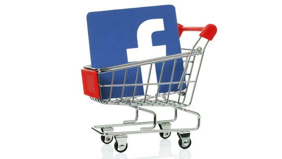Facebook sale