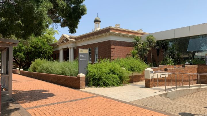 Griffith Court House
