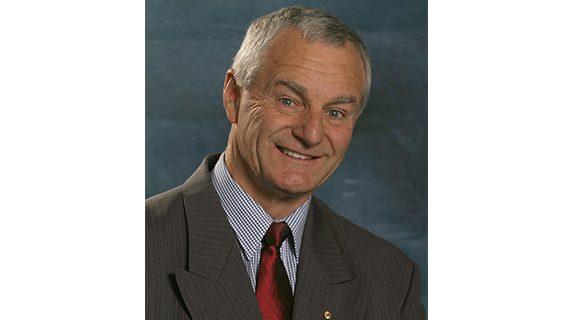 Former AFP Commissioner Mick Palmer