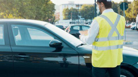 Parking inspector