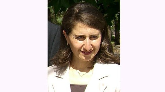 Gladys Berejiklian of Australia