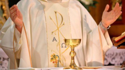 priest catholic